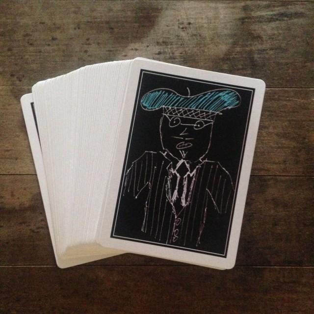 Pick a Card…