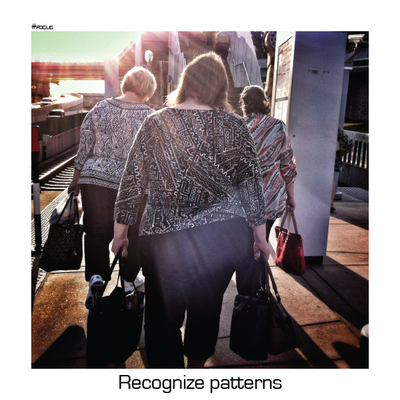 Recognize-patterns