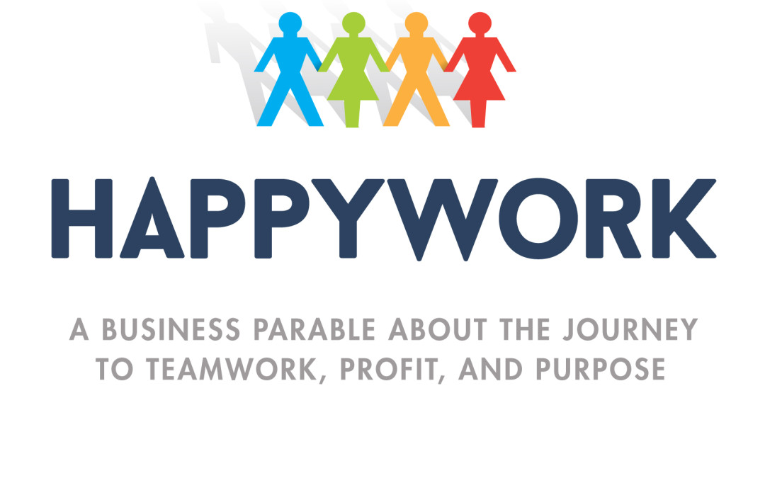 It's not a myth. HAPPYWORK does exist.